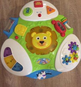 Детский развивающий музыкальный стол