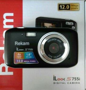 Фотоаппарат Rekam. Новый.