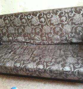 Продам диван разкладной торг уместен при осмотре