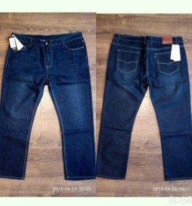 Размер 56-58. НОВЫЕ классические джинсы.