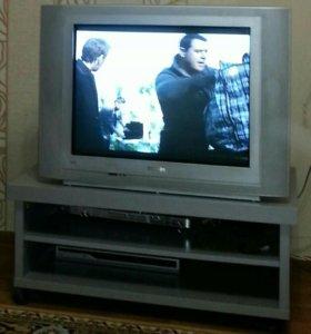 Телевизор с тумбой Икея