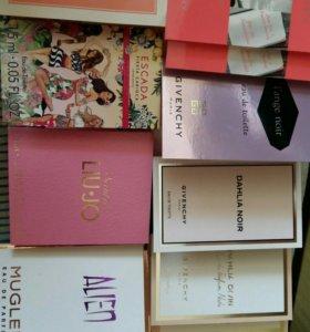 Пробники парфюма, оригиналы