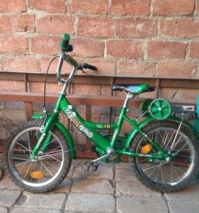 Велосипед детский от 3- 8 лет