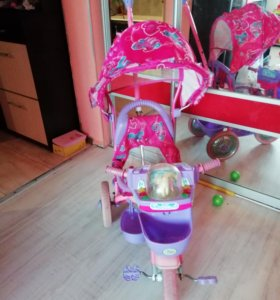 Детский музыкальный веловипед