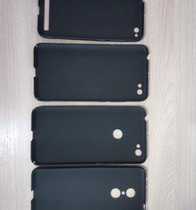 Чехлы Xiaomi redmi 5A, Note 5A, Redmi 5, 5 plus.