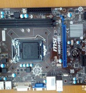 Msi h81m-p33 LGA 1150