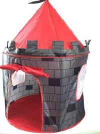 Новая детская палатка игровой домик - замок