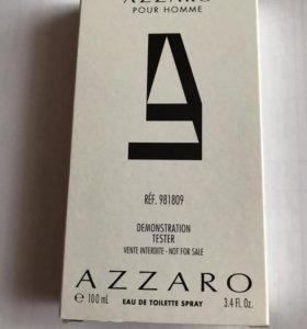 Туалетная вода Azzaro pour Homme.