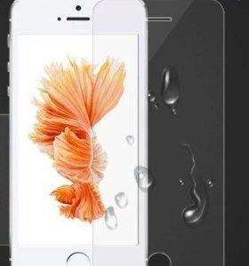 Стекло iPhone 5,5c,5s,se