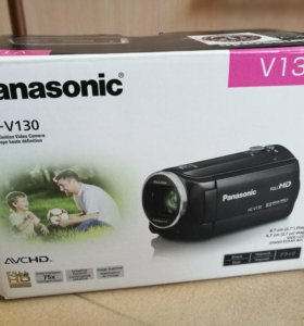 Видеокамера PANASONIC FULL HD