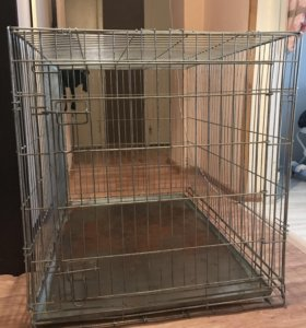 Клетка(вольер) для собак 105х70х75