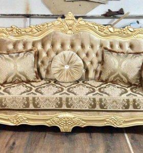 Королевский диван Корона Барокко