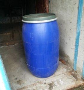 Бочка 220 литров новая