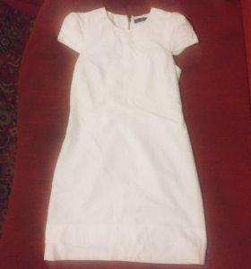 Платье , белое (Kira Plastinina)