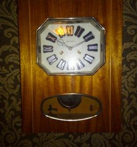 Часы СССР Янтарь