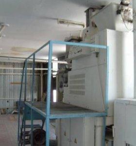 Пресс-автомат для производства макаронных изделий