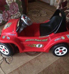Peg Perego Mini Racer