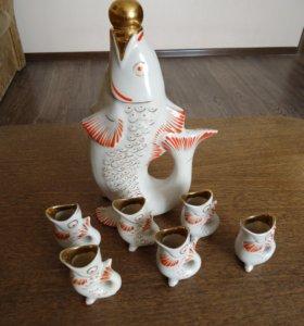 Керамический набор «Рыбы»