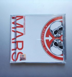 CD диск 30 Seconds to Mars