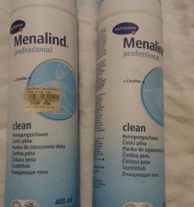 Очищающая пена уход за кожей