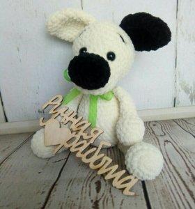 Собачка Бим мягкая плюшевая игрушка