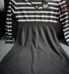 Платье для беременных новое 46