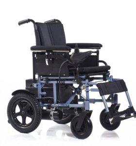 Инвалидная коляска электрическая...