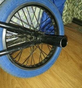 """Велосипед HARO BMX DOWNTOWN 16"""""""