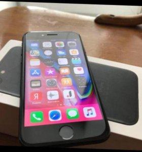 iPhone 7 128GB Полный комплект чехол