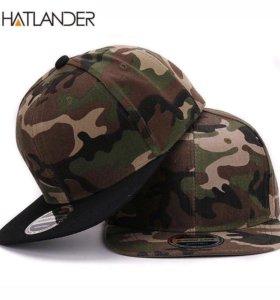 SnapBack кепка от HATLANDER