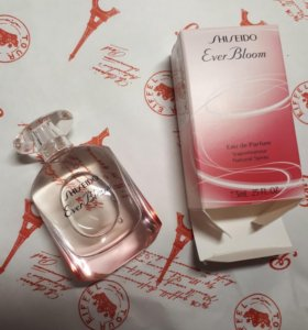 Ever bloom shiseido парфюм
