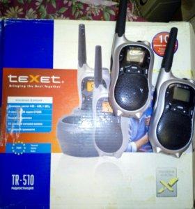 Texet TR-510 обмен