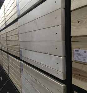 Вареная древесина