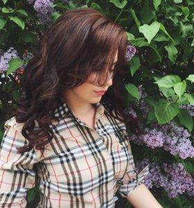 Рубашка-боди под barberry