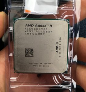 Процессор Athlon II X2 245
