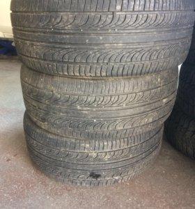 Шины 3 колеса. 225/55r17