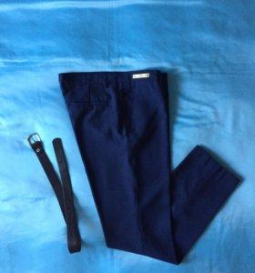 брючный ремень и брюки