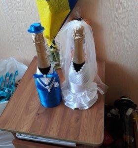 Декаративное шампанское