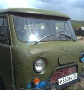 УАЗ 452, 1980