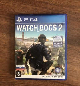 Продам watch dogs 2
