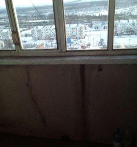 Квартира, 2 комнаты, 56.7 м²