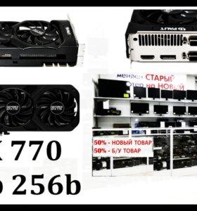 GTX 770 2gb 256 bit