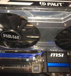 GeForce GTX 1070 palit jetstream