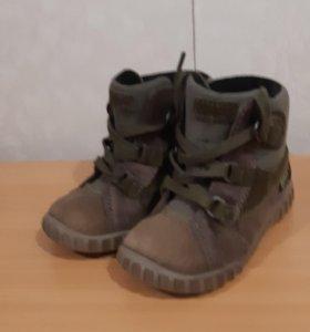 Ботинки Ессо.