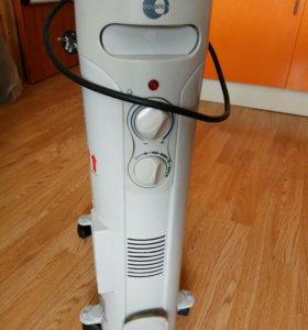 Масляный напольный радиатор