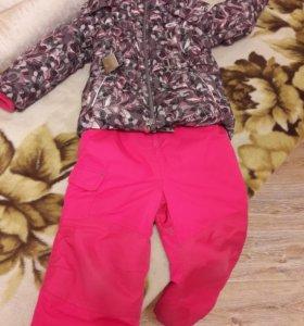 Детский зимний костюм Gusti р 98-104