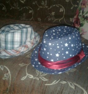 Детские шляпы