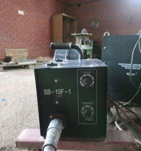 Сварочный инверторный полуавтомат профи MIG 500