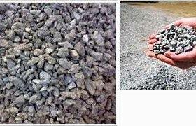 Щебень дресва Песок в мешках