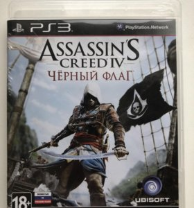 Игра для Play Station 3 Assassin's Creed 4 BF
